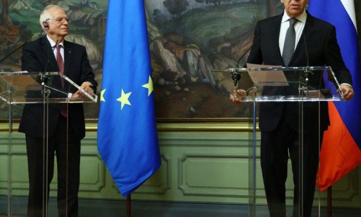 BE ngre kërcënimin e sanksioneve ndaj Rusisë