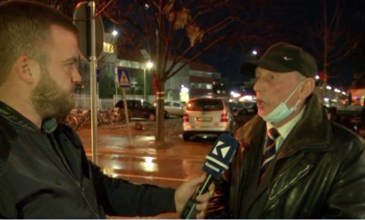 Flet qytetari që e akuzoi Bulliqin për sulm fizik: Me siguri ka ndikuar politika