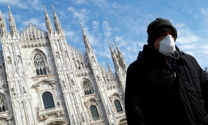 Itali: Mbi 300 viktima nga Coronavirusi në 24 orët e fundit