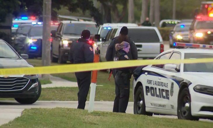 Dy agjentë të FBI-së u vranë dhe tre të tjerë u plagosën gjatë hetimit të një rasti në Florida