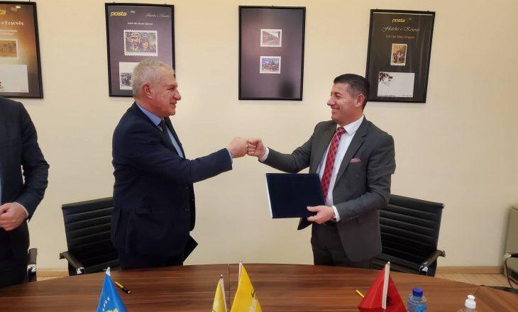 Posta dhe Komuna e Prishtinës, lidhën marrëveshje për shpërndarjen e faturave të tatimit në pronë