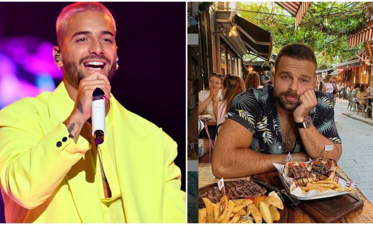 Në emisionin e dashurisë në Spanjë ku Maluma flirtonte me konkurrentet ftohet edhe Alban Ramosaj