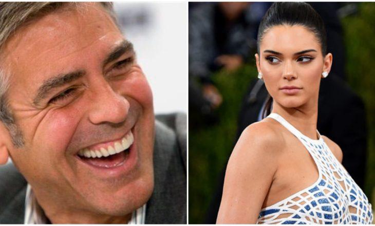 George Clooney dhe Kendall Jenner bënë të njëjtën gjë, por vetëm kjo e fundit u kritikua ashpër