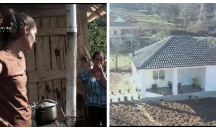 Falë Emina Çunmulajt, një familje ka një vend të sigurt për të jetuar