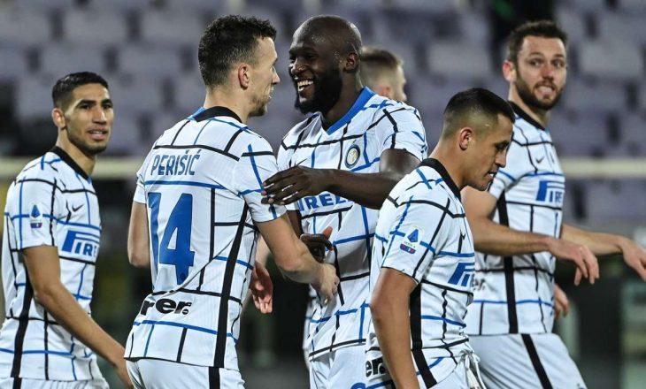 Conte mund të ndryshoj formacionin në sfidën ndaj Lazio-s