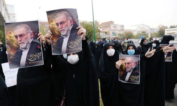 The Jewish Chronicle: Fakhrizadeh është vrarë nga një armë e inteligjencës izraelite