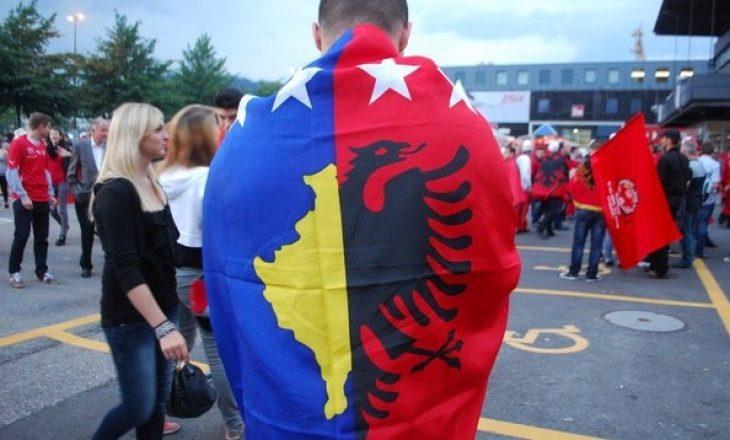 Veteranët e Kosovës dhe Shqipërisë zhvillojnë miqësore vëllazërore për nder të Pavarësisë së Kosovës