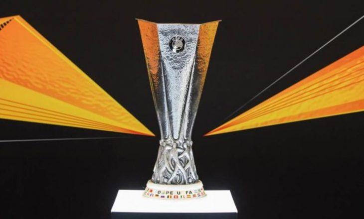 Europa League – formacionet zyrtare të tetë sfidave të orës 18:55