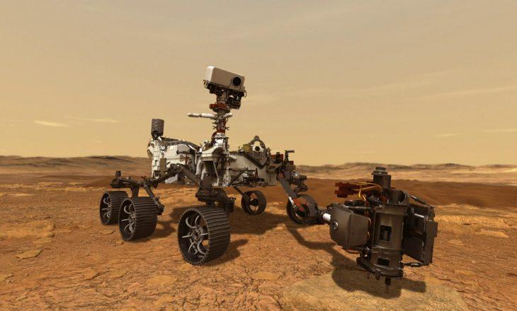 Pas 470 milionë kilometrash udhëtim nga Toka, fluturakja zbret me sukses në Mars