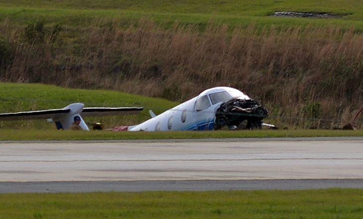Tre persona humbën jetën në një aksident ajror në Georgia të SHBA-së