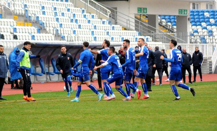 Llapi, Prishtina dhe Drenica avancojnë tutje në Kupën e Kosovës në futboll