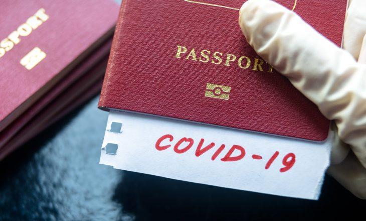 """Kosovarët bashkë me vaksinën do ta marrin edhe """"pasaportën COVID-19"""""""