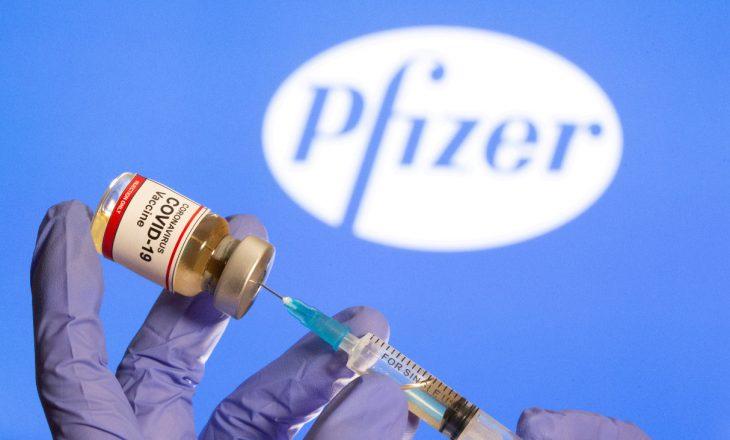 """Evropa premton 650 mijë vaksina """"Pfizer"""" për Ballkanin"""