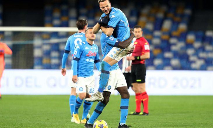 Rrahmani në formacionin më të mirë të javës në Serie A
