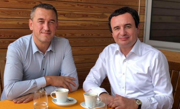 Rashiq: Dialogu me serbët lokal për Kurtin është e vetmja mundësi për sukses