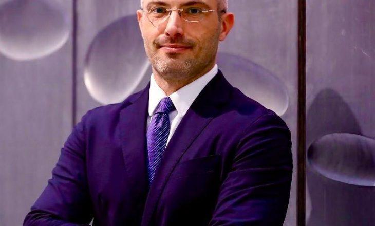 Ambasadori italian uron Osmanin