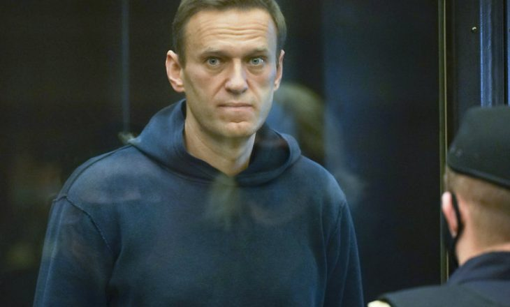 Përkundër kollës dhe temperaturës së lartë, Alexey Navalny vazhdon grevën e urisë në burgjet ruse