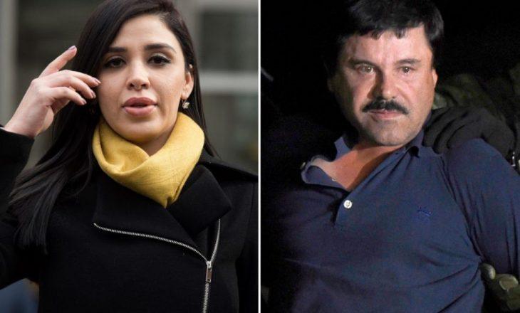 Bashkëshortja e El-Chapo-s arrestohet për trafikim të drogës