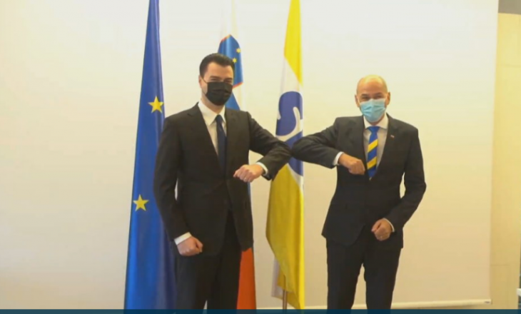 Basha në Lubjanë: Mora mbështetje për negociatat me BE