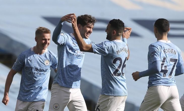 Manchester City vazhdon me fitore, mposht West Ham-in