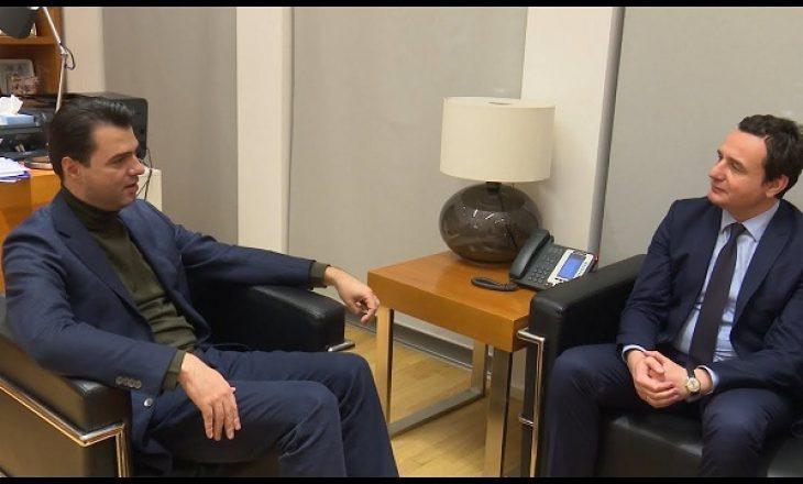 Basha uron Kurtin: I bindur që partia fituese do të punojë në të mirë të qytetarëve të Kosovës