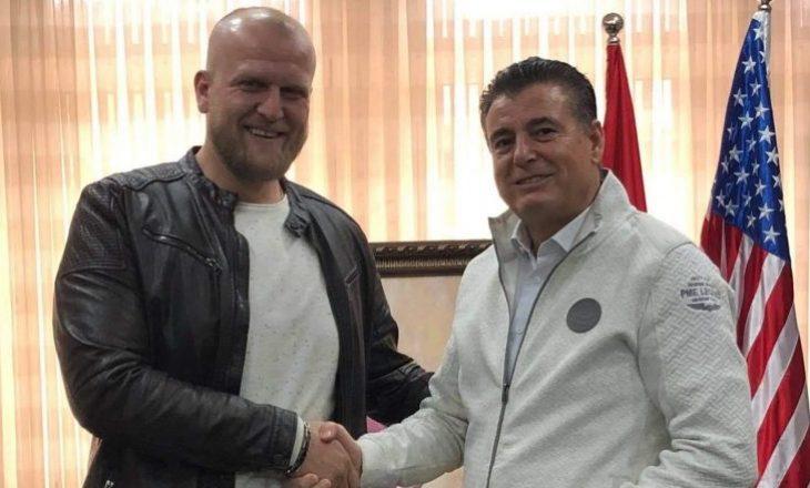 Qytetari që shkaktoi incident në Mitrovicë i kërkon falje Agim Bahtirit