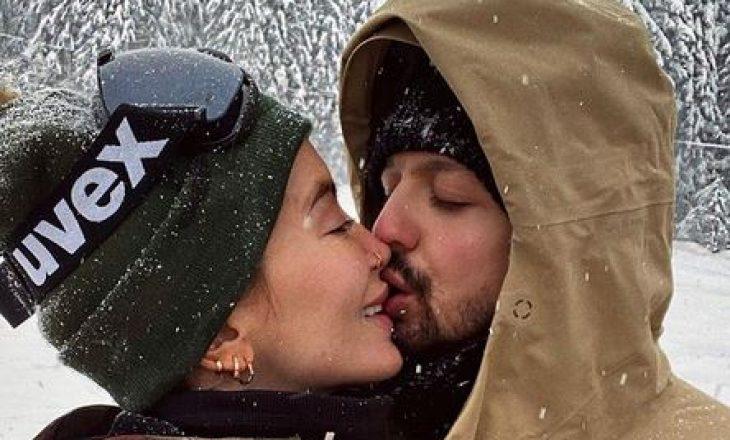 Shën Valentini: Dafina Zeqiri dhe DJ Geek urojnë njëri tjetrin me imazhe intime