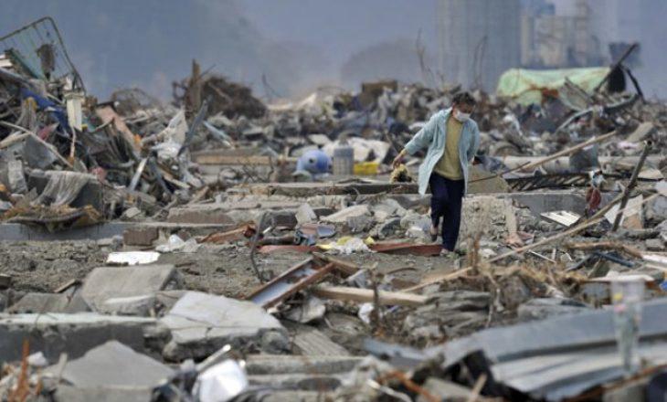 Raportohet viktima e parë nga tërmeti 7.3 ballë që goditi Japoninë në javën e dytë të shkurtit