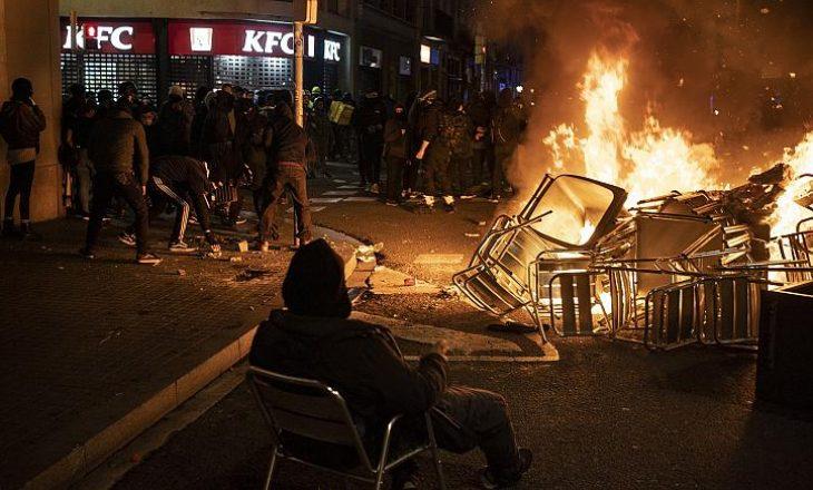 Protestat në Spanjë eskalojnë në dhunë
