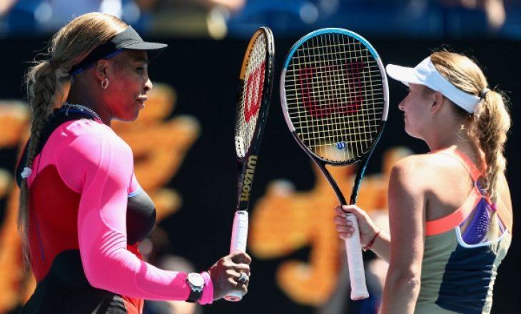 Australian Open: Serena Williams mposht tenisten 19 vjeçare Potapova