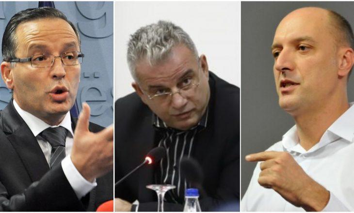 """Hamza, Ymeri e Peci """"debatojnë"""" me shkronja për pagën minimale"""