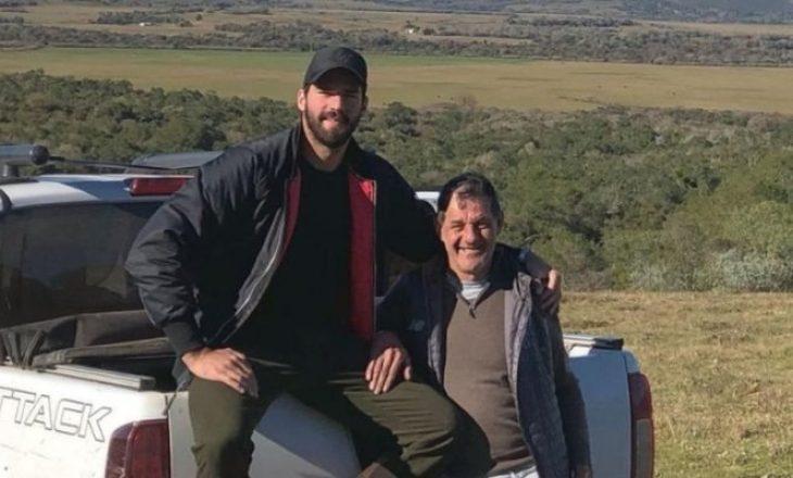 Gjendet i vdekur në jug të Brazilit babai i Allison Becker