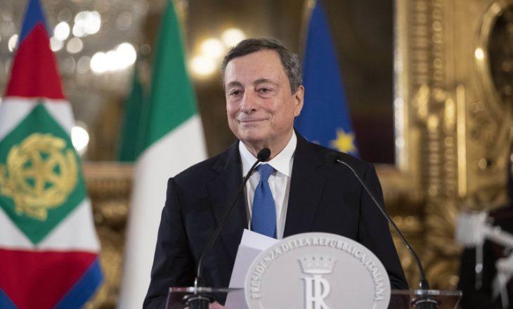 Itali: Mario Draghi formon qeverinë e re, zbulon kabinetin