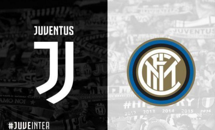 Sonte gjysmëfinalja e dytë Juventues & Inter