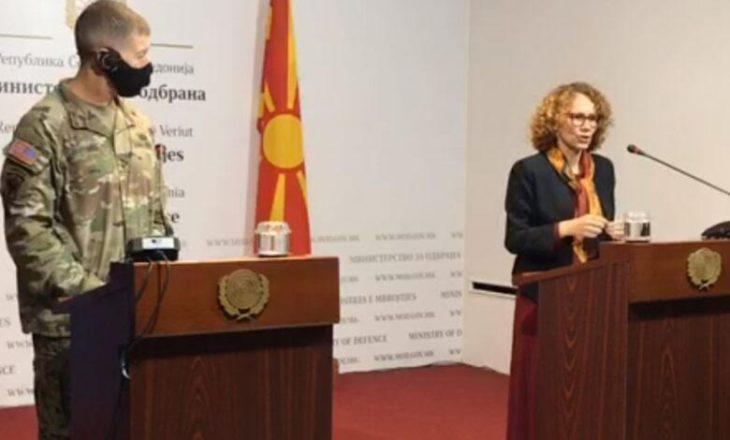 Amerika përmirëson infrastrukturën në Krivollak të Maqedonisë së Veriut