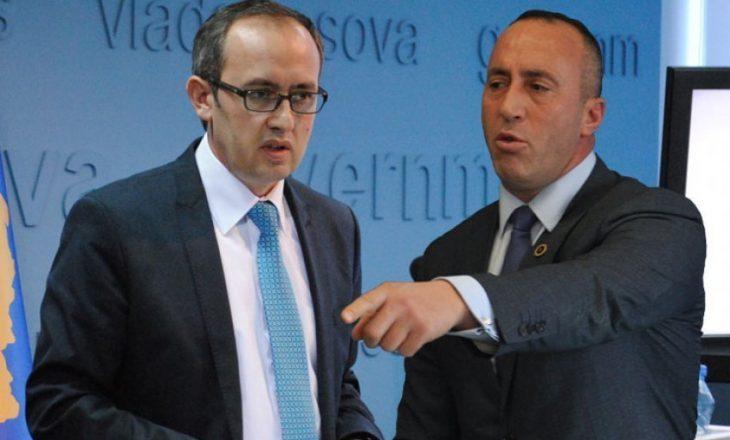 Haradinaj: Nuk kam pritur sukses të jashtëzakonshëm nga Avdullah Hoti