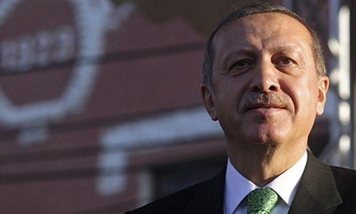 Presidentja në detyrë falënderon Erdoganin për urimin në rastin e 17 shkurtit