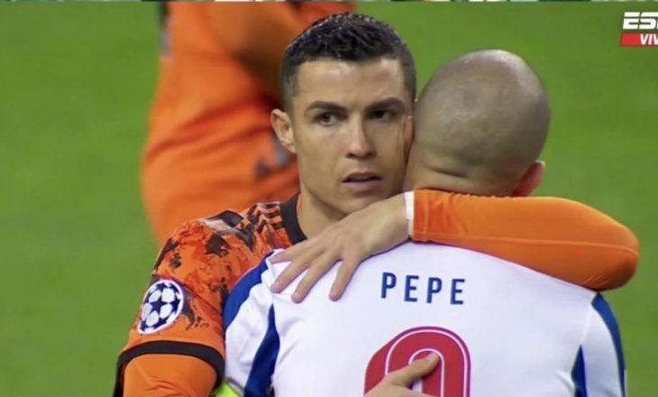 Dueli i parë i shokëve të ngushtë i takon Pepe-s