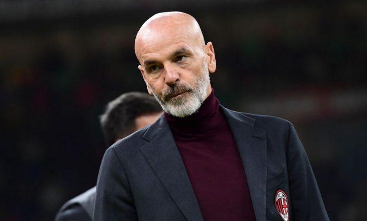 Pioli: Për titullin në Serie A flasë vetëm në mes të marsit