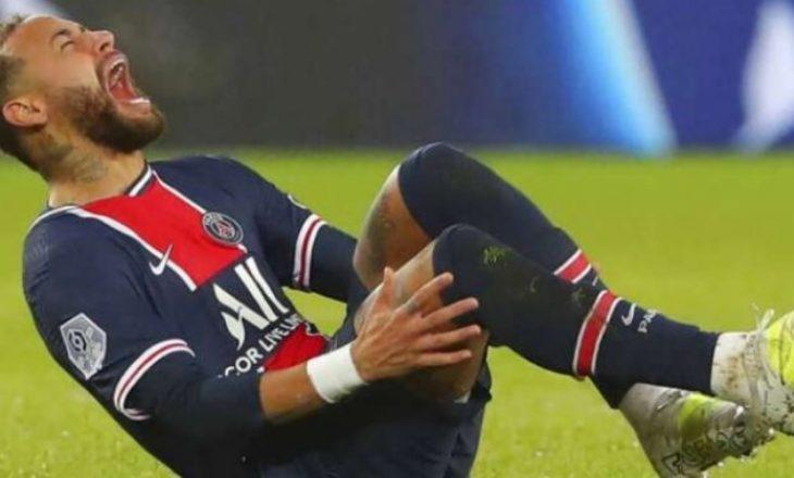 """Fatkeqi"" Neymar, lëndohet para ndeshjes me Barcelonën"