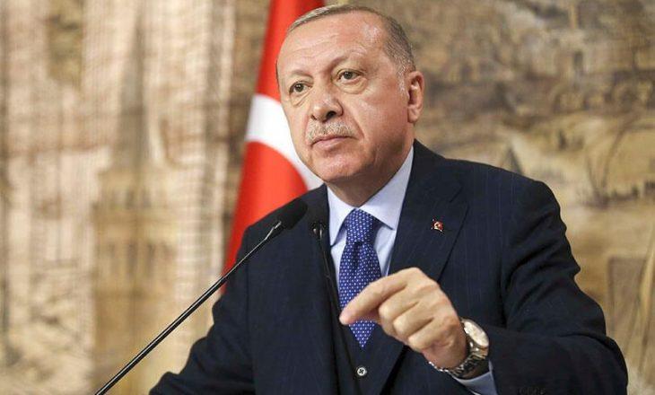 Erdogan i shkruan Kurtit: Do të ishte e dobishme që të shmangej vendosja e ambasadës në Jerusalem