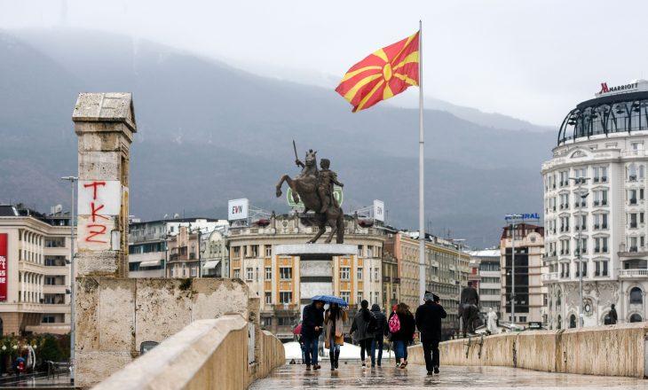 Tetë të vdekur në Maqedoninë e Veriut si pasojë e COVID-19