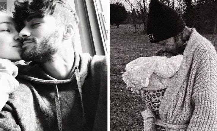 Arsyeja pse Gigi Hadid nuk publikon fotografi të vajzës është shembull për prindërit