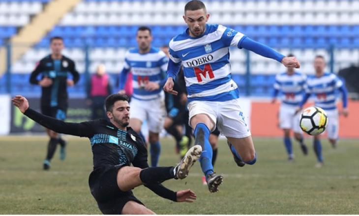 Eros Grezda pritet të largohet nga Osijek, do të transferohet te Diosgior (DVTK) në Hungari