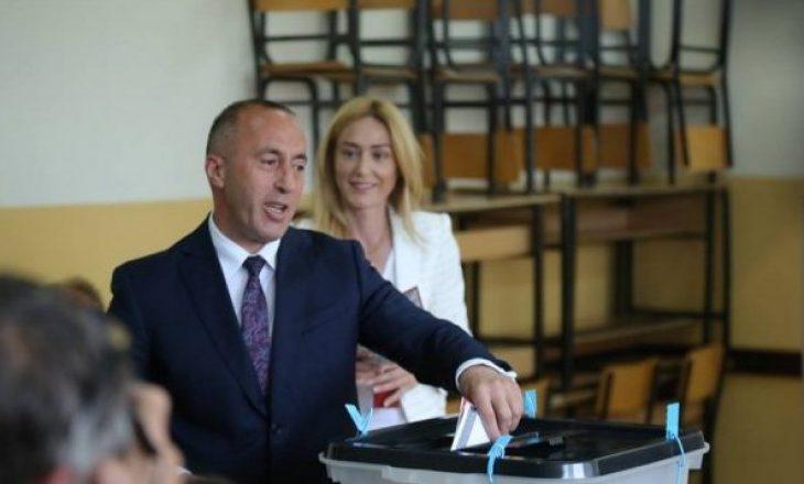 Bëhet e ditur koha dhe vendi ku do të votojë Ramush Haradinaj
