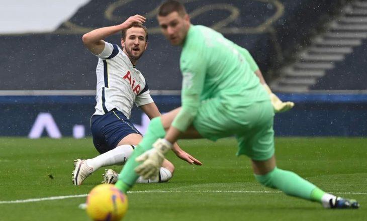 Tottenham mposht West Brom-in, sulmuesit mysafir i anulohen dy gola