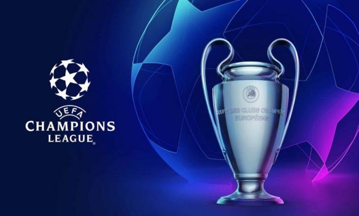 Ndeshjet e sotme në Champions League