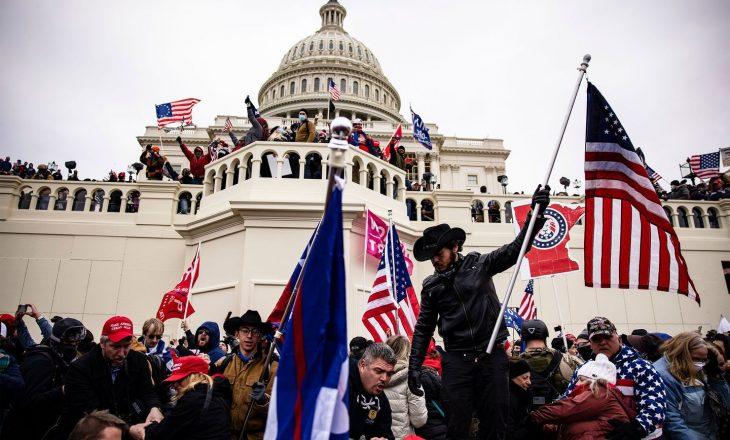 Fillon gjyqi ndaj Trump-it për trazirat në Capitol Hill