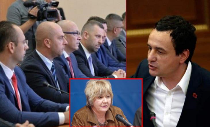 Lista Serbe: Trajkoviq po mbron vetëm interesat e Kurtit