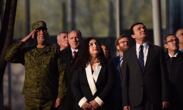 17 shkurti: Osmani homazhe tek ata që kontribuan për pavarësinë e Kosovës